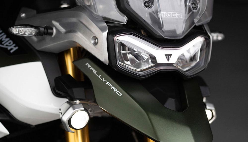 Nueva Triumph Tiger 900