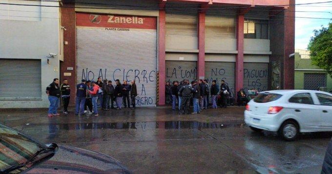 Venta de Zanella: Motomel y Corven en disputa por la compra