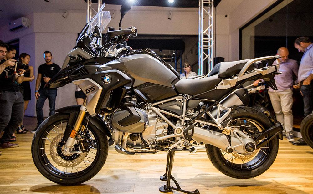 Presentación de nuevas motos BMW en Delta Motors