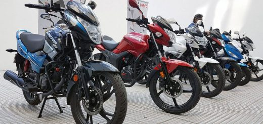 motos patentamientos
