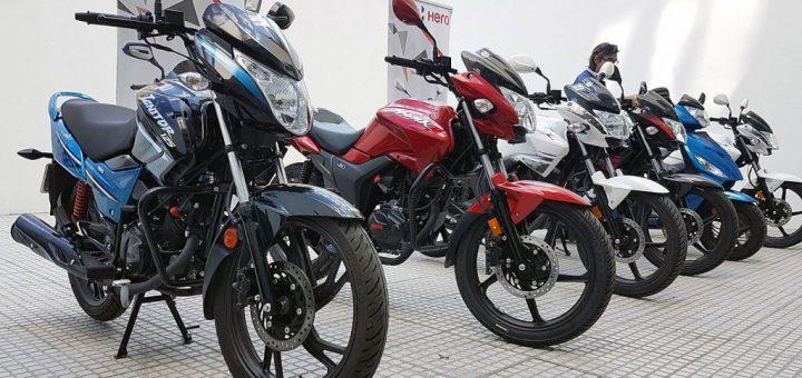 motos patentamientos