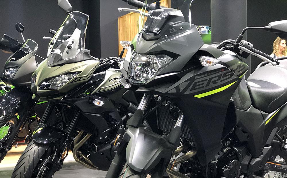 Nuevo concesionario oficial Kawasaki y Kymco en el centro porteño