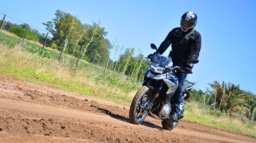 Test Ride BMW F 750 GS