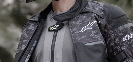 Nuevo chaleco airbag Alpinestars Tech-Air 5
