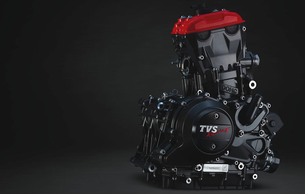 TVS lanzó su RR 310 RT