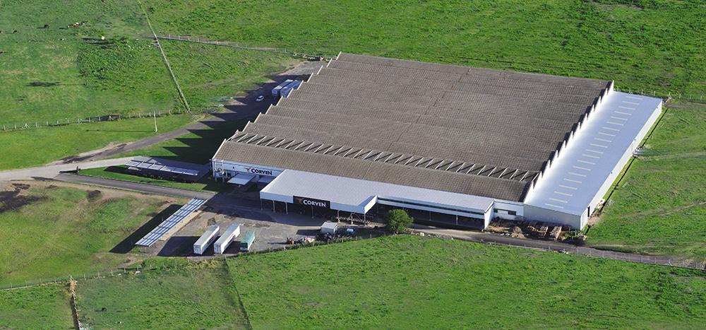CORVEN: Autoridades del Gobierno de la Provincia de Santa Fe visitaron la planta
