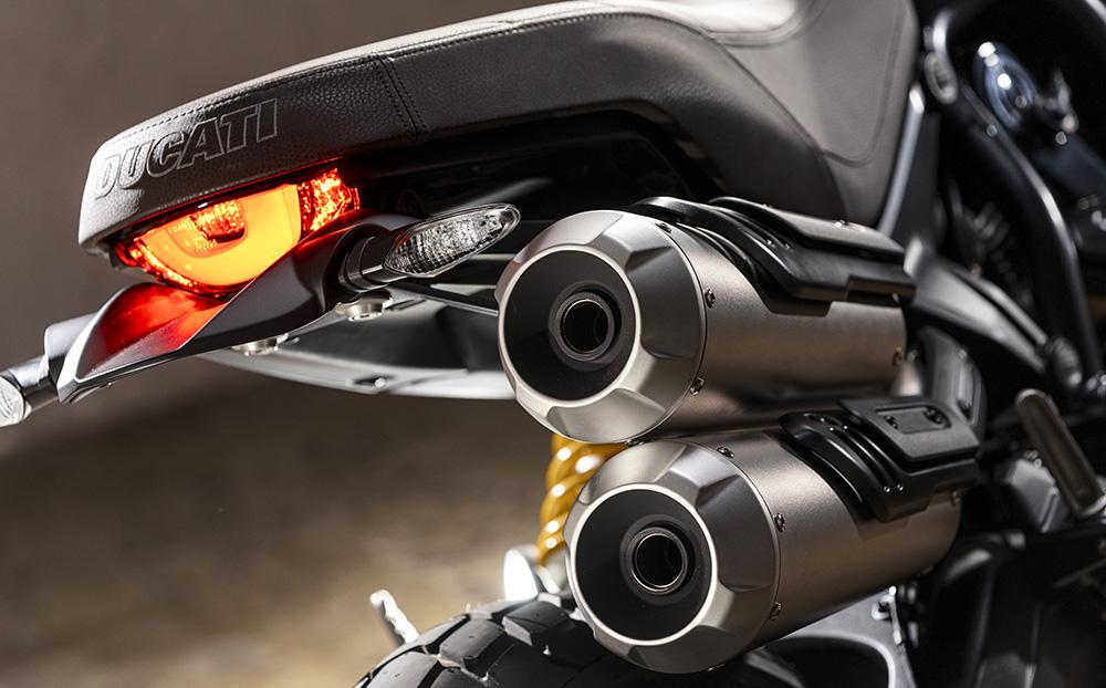 Nuevas Ducati Scrambler 1100 PRO