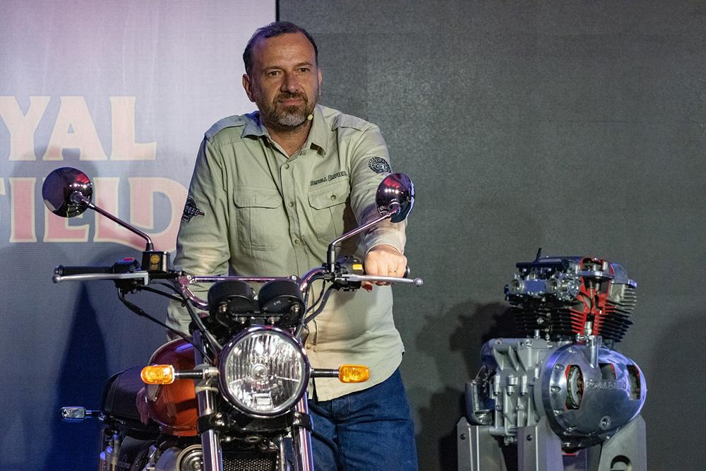 Royal Enfield ensamblará motos en Brasil