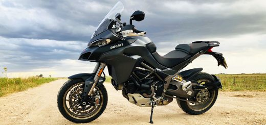 Test Ride Ducati Multistrada 1260 S