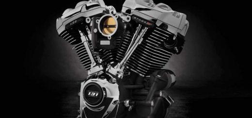 El motor Harley-Davidson más grande que se haya fabricado