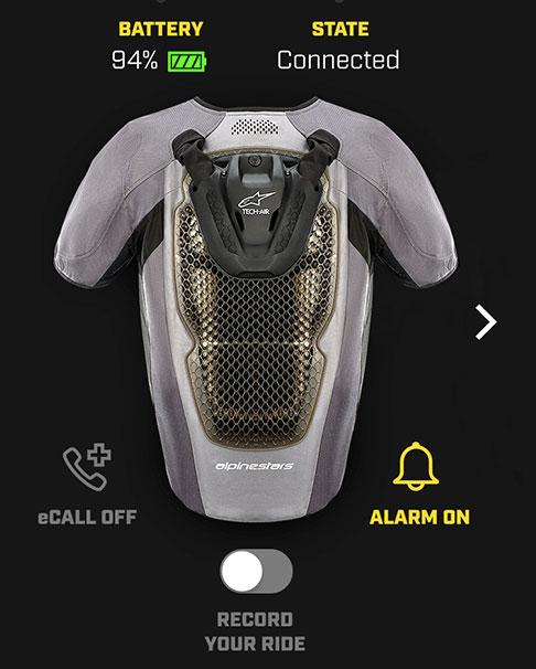 Nuevo chaleco airbag Alpinestars Tech-Air 5