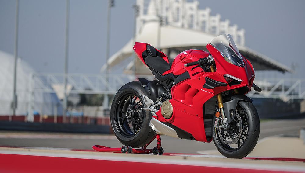 La Ducati Panigale V4 MY 2020 ya se vende en Europa y EEUU