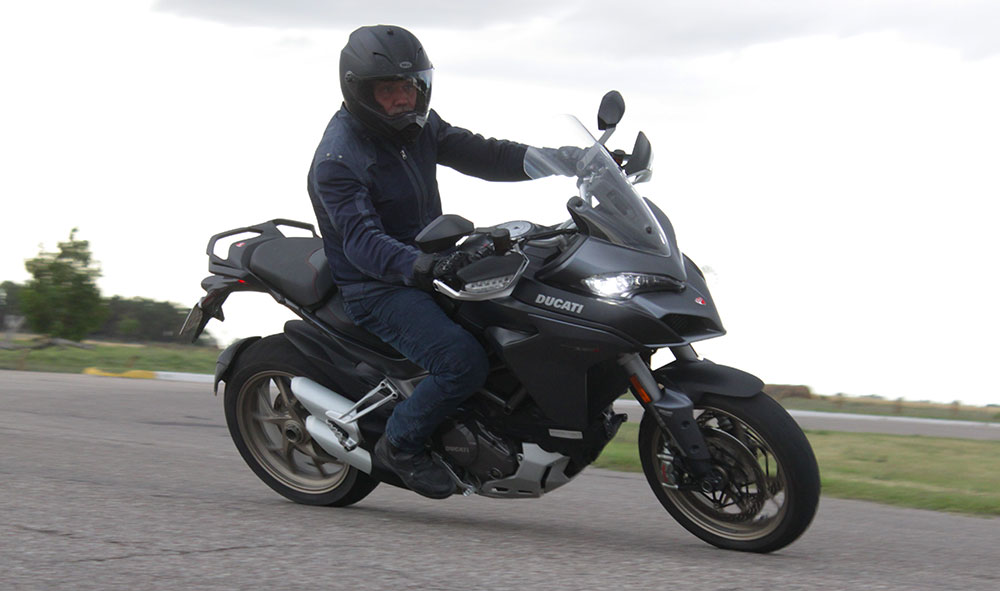 Test Ride Ducati Multistrada 1260S