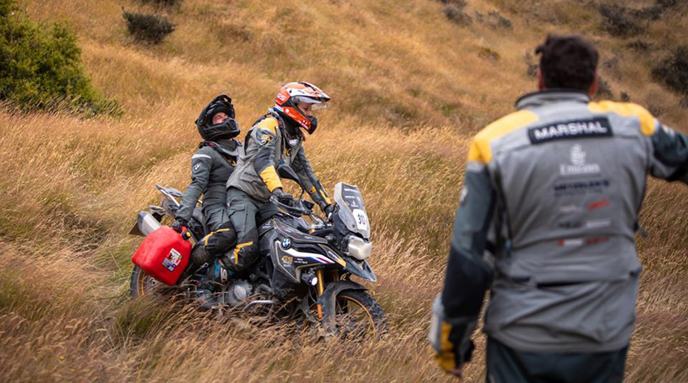 Finalizó el BMW Motorrad International GS Trophy 2020 Oceanía