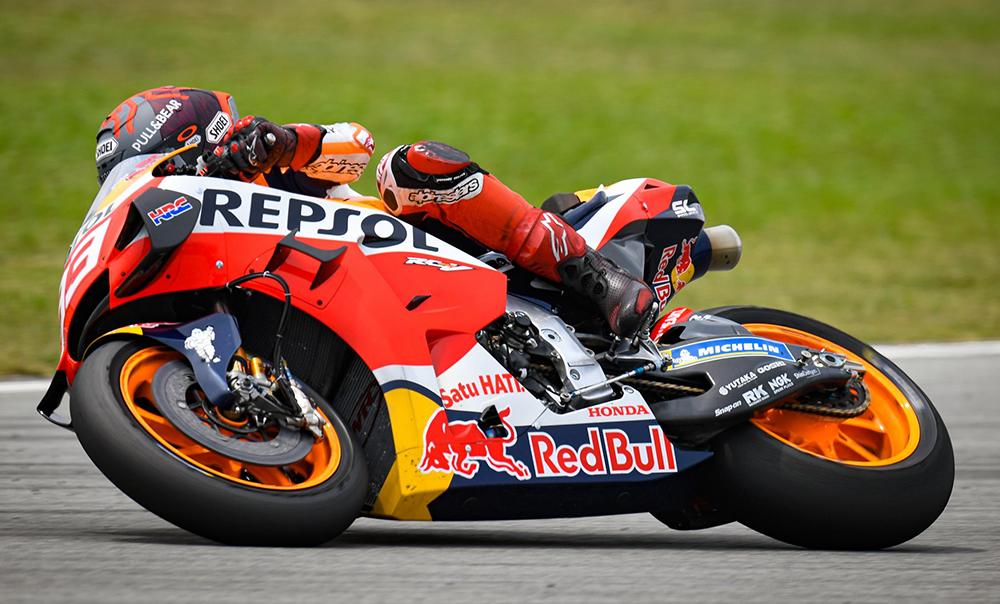 Marc Márquez renovó con Honda hasta el 2024