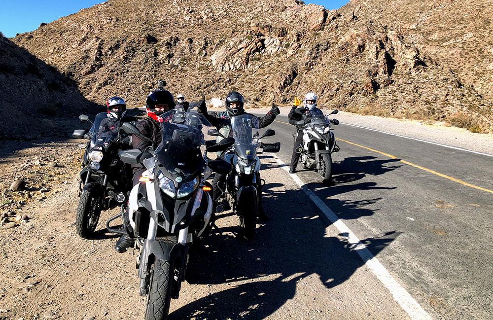 ¿Por qué viajamos en moto?