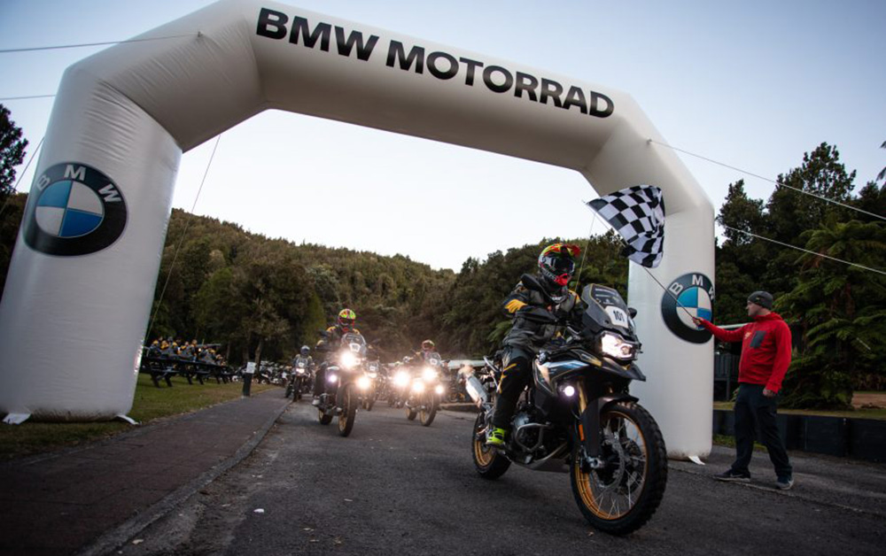 BMW Motorrad International GS Trophy Oceanía 2020