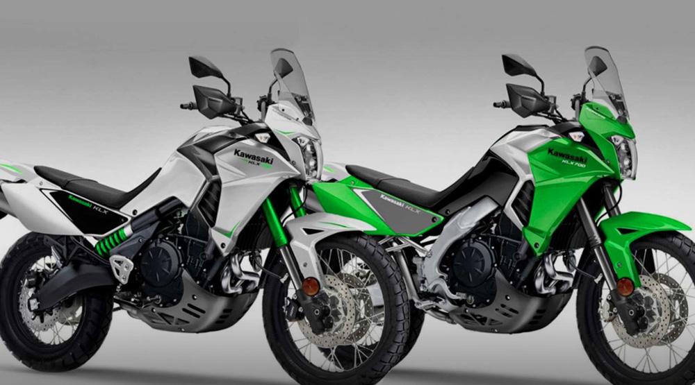 Kawasaki KLX 700, rumores de una nueva Adventure