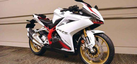 Se conocieron imágenes de la nueva Honda CBR250RR 2020