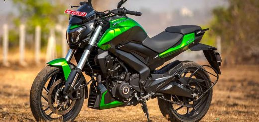 Confirmado. La Bajaj Dominar 250 se conocerá a fines de marzo 2020