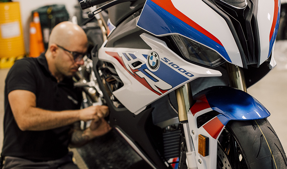 Delta Motors, concesionario BMW Motorrad, presenta su exclusivo e innovador servicio integral de post- venta