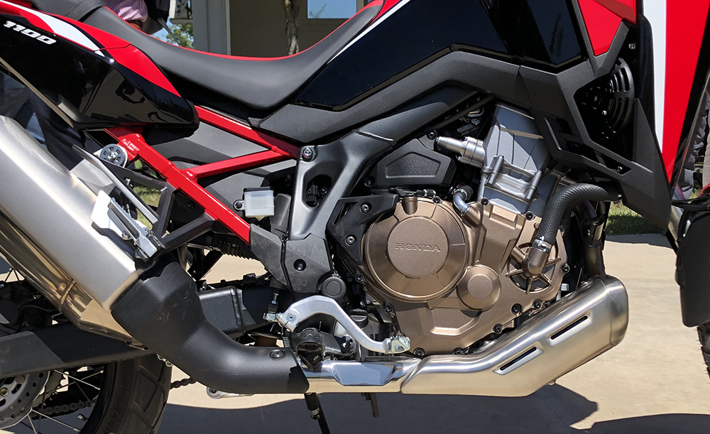Lanzamiento en Argentina de la nueva Honda CRF 1100L África Twin 2020