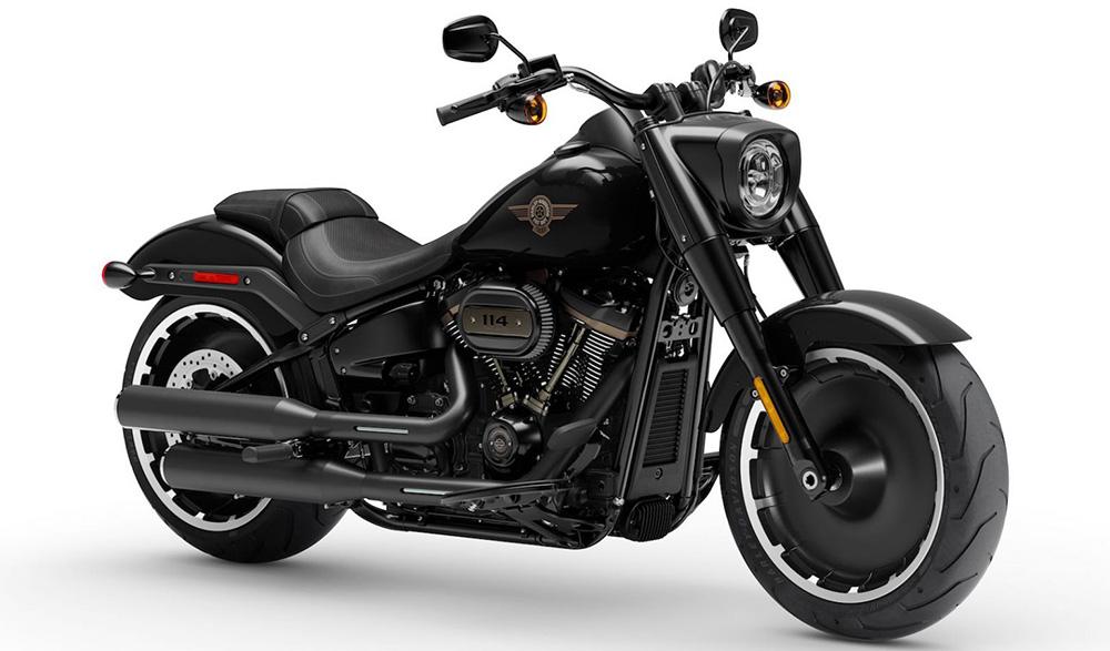 """Harley-Davidson lanza en Europa la """"Fat Boy 30th Anniversary"""""""