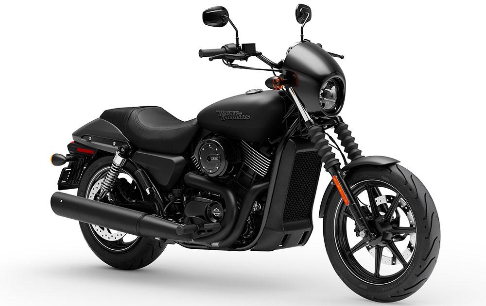 La Harley-Davidson Street 750 a U$S 17.900, el precio más bajo de su segmento