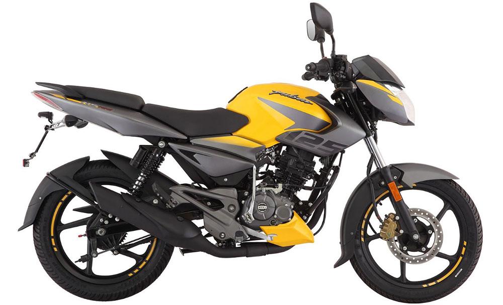 Bajaj presenta la nueva Rouser NS125 a $ 95.990