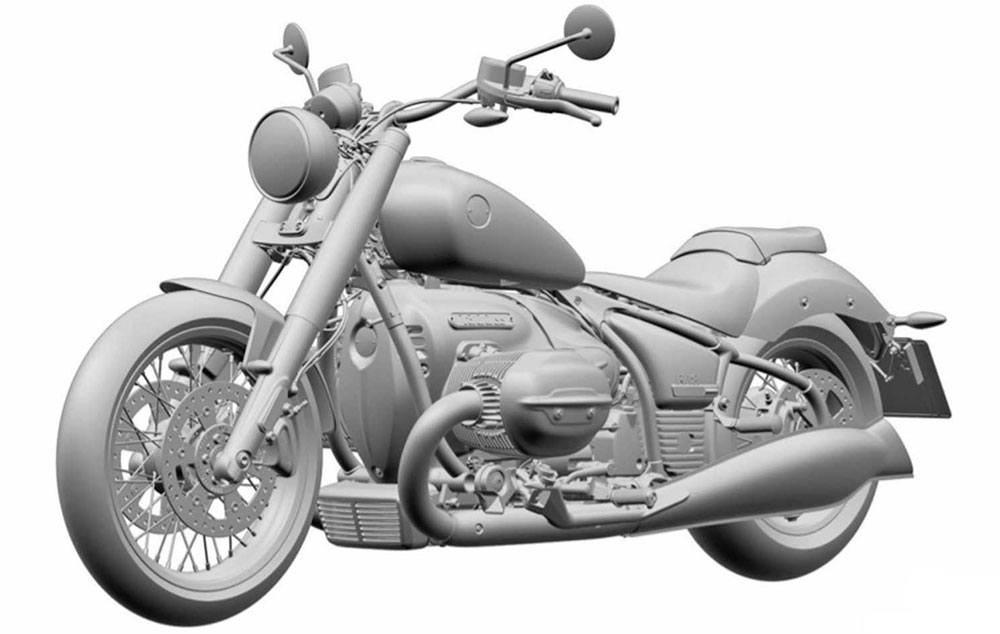 BMW Motorrad revelará la R18 en abril