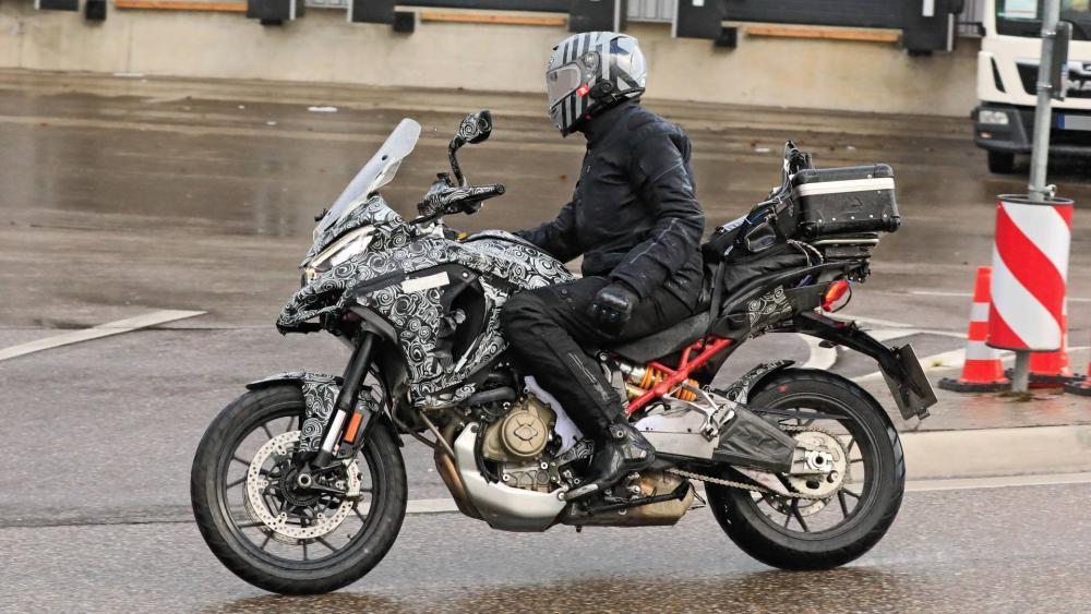 Tres nuevos modelos de Ducati para 2021
