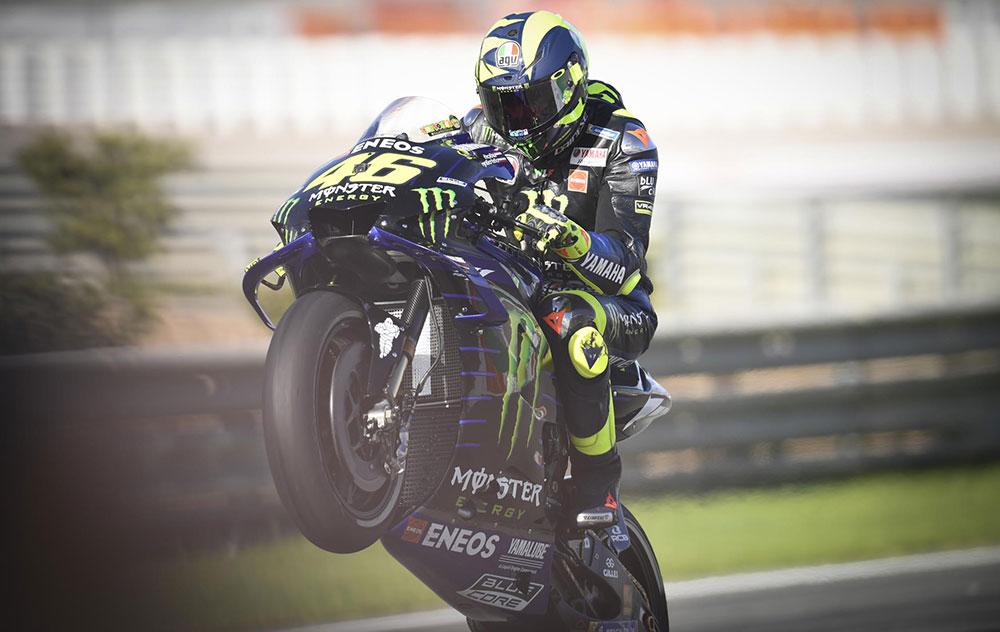 Conocé el Calendario MotoGP™ 2020