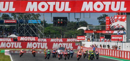 MotoGP: por el coronavirus el GP de Termas se correrá en noviembre. El campeonato comenzará en Jerez el 1 de mayo