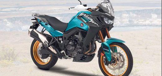 Honda piensa en una África Twin de 790 cc