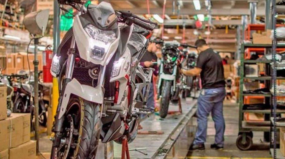 Coronavirus: Fabricantes de motos piden reabrir la producción y la venta