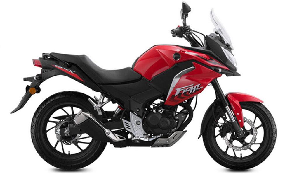 Honda CBF190X 2020, sólo para China