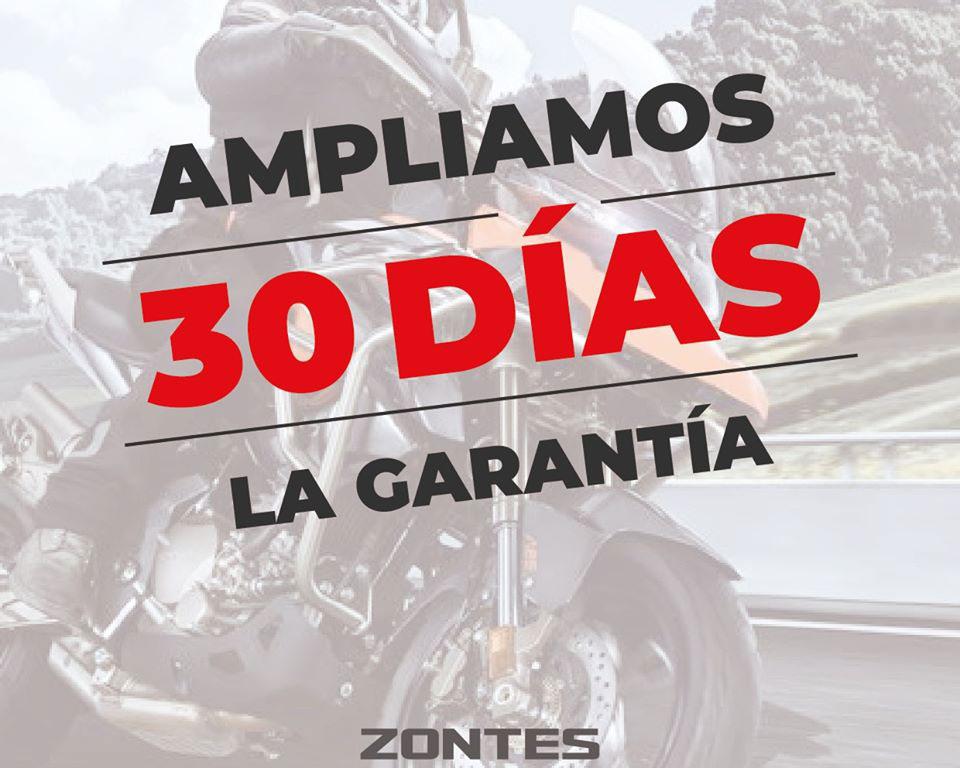 Beta, TVS y Zontes extienden la garantía de sus motos