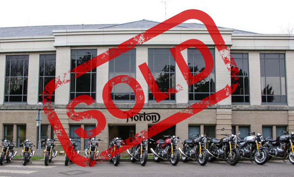 Finalmente, TVS es la nueva propietaria de Norton