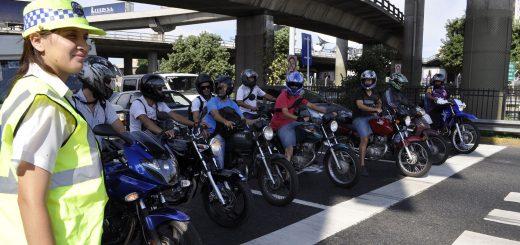 Seguridad vial durante la cuarentena: los motociclistas son las principales víctimas fatales de tránsito