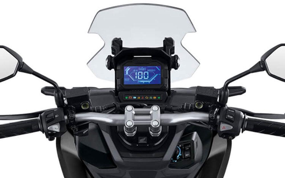 Honda lanzó en EEUU el scooter ADV 150