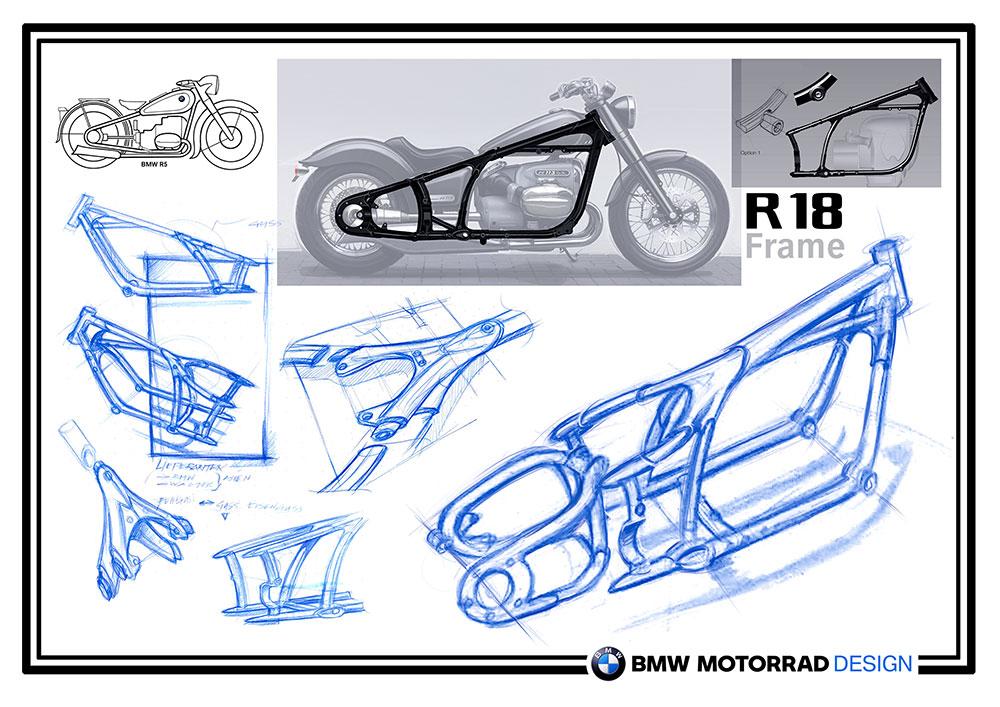 BMW Motorrad lanzó mundialmente la nueva BMW R 18
