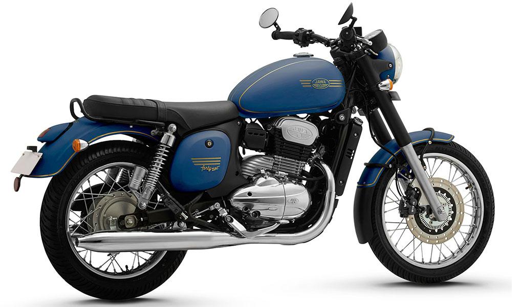Jawa comenzará a vender motos en Europa