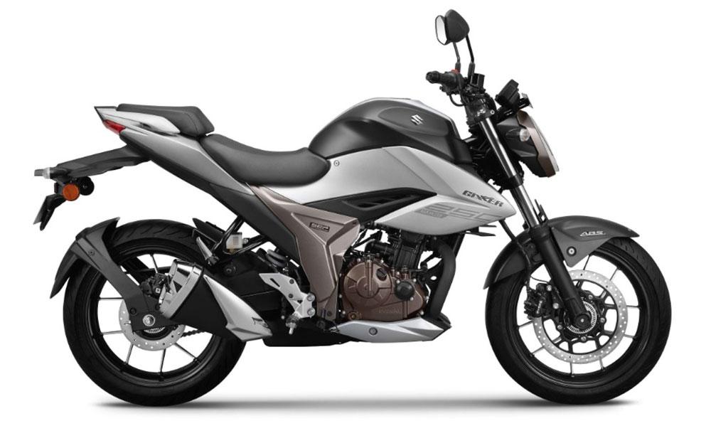 La nueva Suzuki Gixxer 250 se lanzará próximamente en India