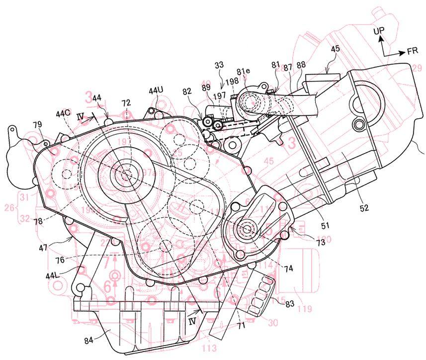 Honda estaría trabajando en una NC 850X