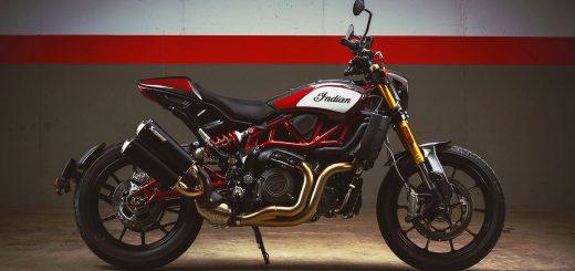 Lanzamiento Indian FTR 1200 Carbon 2020