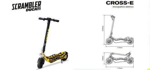 Ducati también tendrá monopatines y bicicletas eléctricas