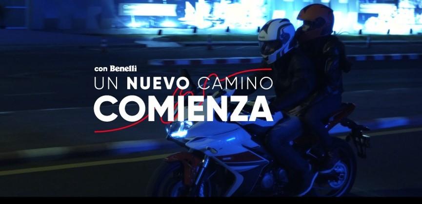 """Benelli lanza su campaña """"Un nuevo camino comienza"""""""