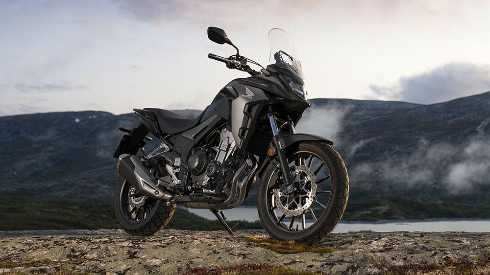 Nueva Honda CB500X disponible en Argentina desde U$S 17.000