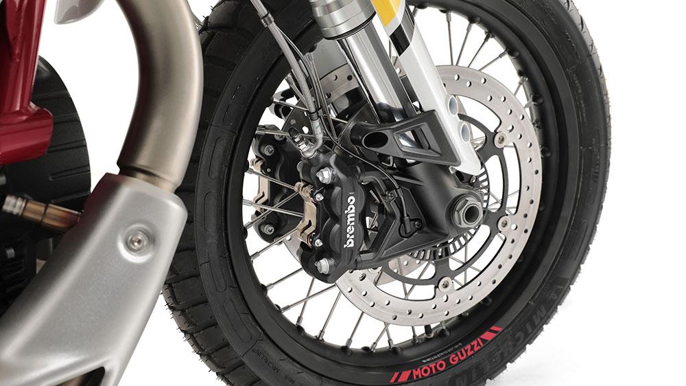 Lanzamiento Moto Guzzi V85 TT en Argentina desde U$S 24.300