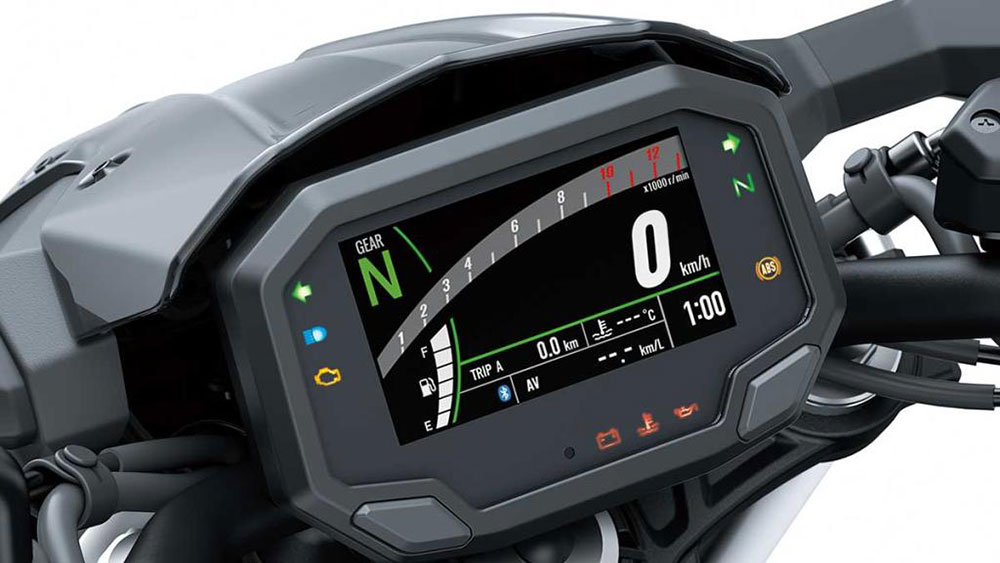 Lanzamiento en Argentina de la nueva Kawasaki Z650 ABS a u$s 18.200